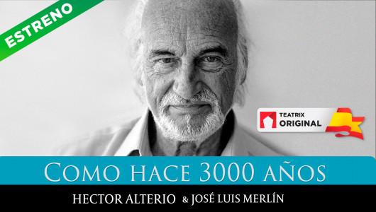 COMO HACE 3000 AÑOS