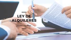 15 CLAVES DEL REGISTRO DE ALQUILERES