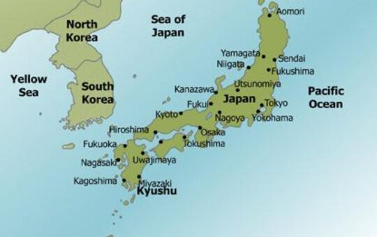 FUERTE SISMO EN JAPON
