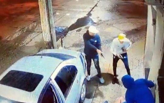 VIOLENTO ASALTO EN LA MATANZA